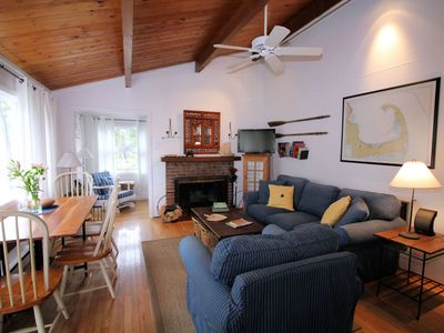 Photo for Bright 3BD Cottage with Peeks of Drummer Cove & Blackfish Creek