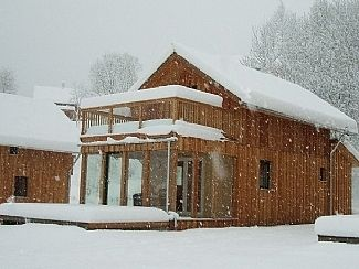 Ski chalet sleeps up to 8