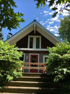 Photo for Family-Friendly Cabin at the Edge of Beautiful Leelanau State Park - Sleeps 10