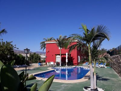 Photo for ADELINA VILL NEAR MOJACAR BEACH WITH POOL-JACUZZI, IDEAL WIFI FOR FAMILIES