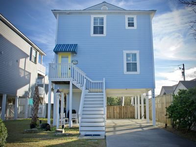 Photo for Pet Friendly Property Located by the Circle of Atlantic Beach