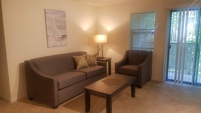 Photo for D216 Executive Suite 2 bd 1 bth - 2nd floor