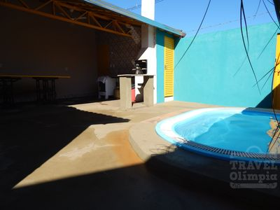 Photo for House With Pool, Well Located, Managed by Agency TRAVEL OLYMPIA