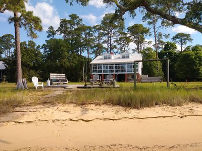 Photo for Family Retreat ~ Secluded Beach House