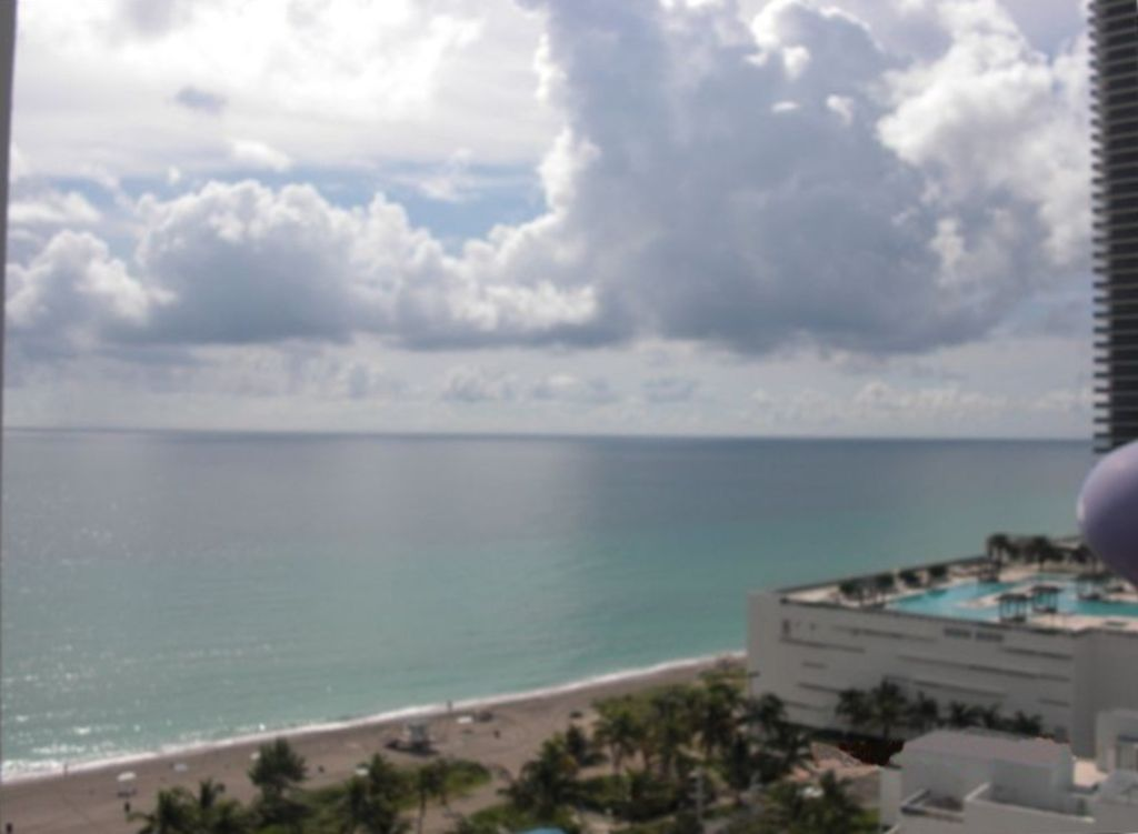 Hollywood beach ocean view condo with pool hollywood - Florida condo swimming pool rules ...