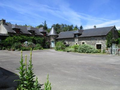 Photo for What a find! this charming 2 bed. Gite with pool in the countryside!