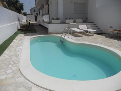 Photo for Villa le Dune, with swimming pool and large outdoor space