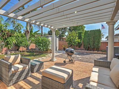 Photo for Stunning 3BR Buena Park House w/Patio!