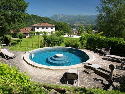 Photo for Villa in Castelnuovo Di Garfagnana with 3 bedrooms sleeps 6