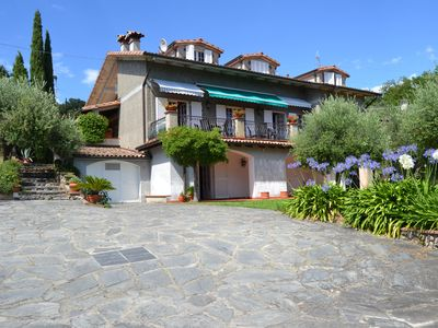 Photo for Villa La Pippola B & B in Liguria and close to the 5Terre