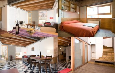"""Photo for IDEAL FOR VISITING BARCELONA! QUIET & CHARMING """"ACOMODIS"""" APARTMENT WITH KITCHEN"""