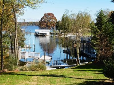 Photo for Amazing Lake Norman Retreat!!! Now Offering 10% Off Weekly Stays!!!!!