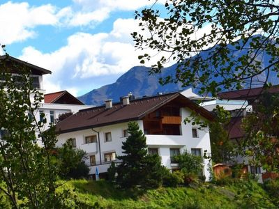 Photo for Excellent apartment with private sauna in Serfaus