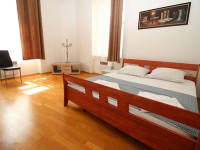 Photo for Comfortable Apartment in Central Prague for 9 people - Three Bedroom Apartment, Sleeps 9