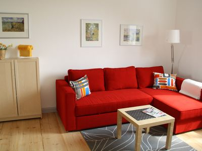 Photo for Apt A24: 110 sqm 4-room apartment, 2 bathrooms, kitchen