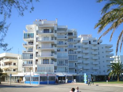 Photo for SA MANEGA 4-O: Modern, renovated apartment in a 1-A beach location with stunning views