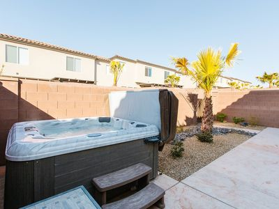 Photo for Brand New - 4 Br 4 Ba with Private Hot Tub and Community Pool.