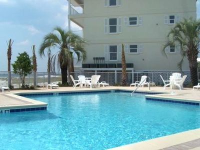 Photo for Reduced Rates...1 BR Condo with Beach View & Bay View..Navarre