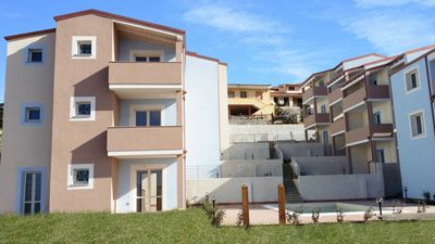 Photo for Affittimoderni Badesi Poggio - BAPO06 - Apartment for 2 people in Badesi