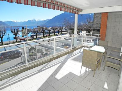 Photo for Nice, modern and centrally located 3.5-room apartment (approx.