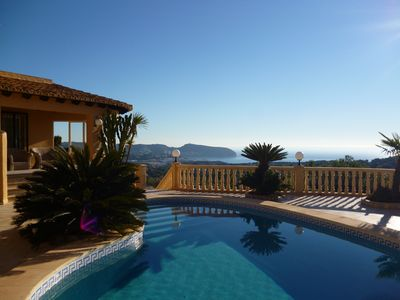 Photo for Amazing views of Moraira
