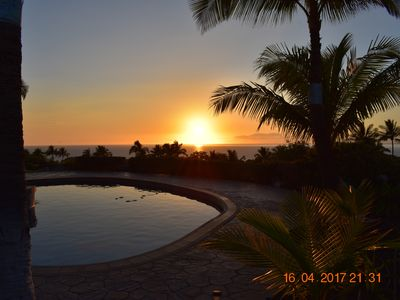 Photo for Mauna Kea Resort Ocean View Home with Private Pool