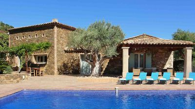 Photo for Villa Joya: A Stunning, elegant villa in private grounds with heated pool