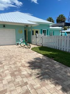 Photo for Charming Home on Anna Maria Island 2 Blocks from Beach with Private Pool