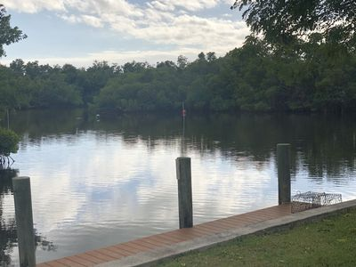 Photo for Gulf Access Waterfront with Kayaks in beautiful Bonita Springs