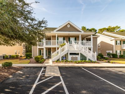 Photo for Southern Comfort Pawleys Island Condo True Blue Summer Weeks Open 39A