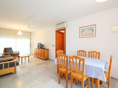 Photo for Apartment in La Vila Joiosa/Villajoyosa with Lift, Parking, Internet, Washing machine (90705)