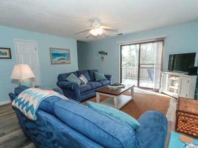 Photo for Gascoigne #1: 3  BR, 2.5  BA Condominium in St. Simons Island, Sleeps 8