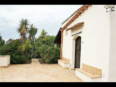 Photo for cottage on the hill - ancient Sicilian rustic dwelling