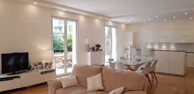 Photo for Apartment - Like a house 15 minutes from the Champs Elysees