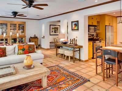 Photo for Casa Serena: 5  BR, 2  BA House in Key Biscayne, Sleeps 10