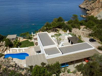 Photo for Beach villa in Ibiza