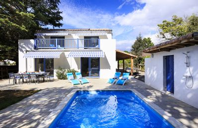 Photo for Large New Villa. High speciifcation. Sleeps up to 12. Beach 75 metres away