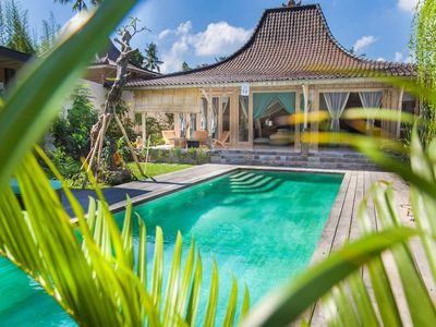 Photo for Villa Mana sari, short walk to Ubud center