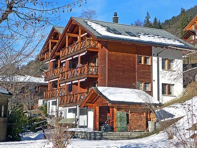 Photo for Apartment Rose  in Wengen, Bernese Oberland - 4 persons, 1 bedroom