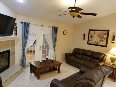 Photo for Contemporary single house located in a quiet, safe, & beautiful neighborhood.