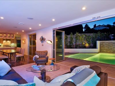 Photo for Chic Poolside Luxury Pad in Los Feliz Near Silver Lake and Griffith Observatory!