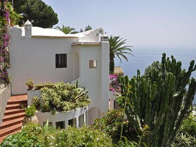 Photo for CHARMING VILLA in Positano with Wifi. **Up to $-551 USD off - limited time** We respond 24/7
