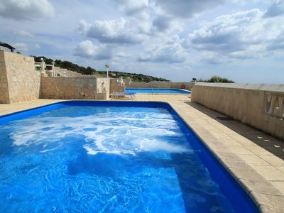 Photo for House in Gagliano del Capo with Pool, Air conditioning, Parking, Terrace (631426)