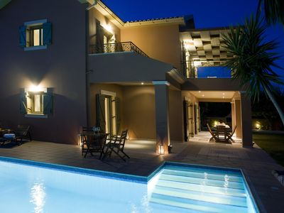 Photo for Secluded Beautiful Villa with Private Pool