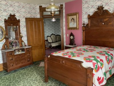 Photo for Tower Room double bed