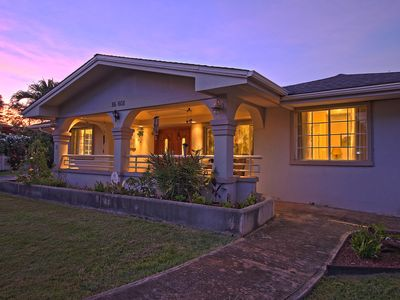 Photo for 4BR/2BA Ranch House, A/C, Cal King Beds, CableTV, WiFi, Horseback Rides for Kids