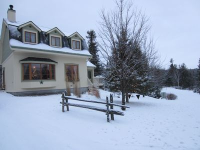 Photo for Peace And Quiet In Mont- Tremblant Village
