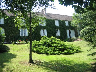 Photo for Charming house in the forest of Fontainebleau in a village of character