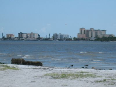 Bunche Beach is located across San Carlos Bay from Ft. Myers Beach