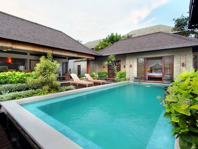 Photo for Contemporary Balinese Style 3 Bedroom Villa, Seminyak